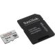 Карта памяти Micro SD на 64Gb Карта памяти при подключении к камере видеонаблюдения позволяет сохранять локальный видеоархив. Это удобное решение, если в месте, где установлена камера, слабый Интернет-сигнал, или нет доступа в Интернет вовсе. 64Gb хватит на 4-6 дней постоянной записи (зависит от качества видео). Адаптер SD (идет в комплекте) Переходник для карты памяти, с помощью которого карту памяти можно подключить к компьютеру и скопировать все важные файлы. Важно! У камеры, с которой вы хотите использовать карту памяти, обязательно должен быть слот для Micro SD-карты.